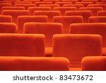 red seats | Shutterstock . vector #83473672