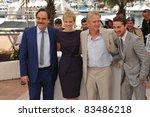 oliver stone  carey mulligan ...   Shutterstock . vector #83486218