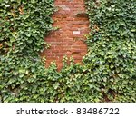 Brick Wall With Plan
