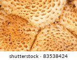 Close Up Of Thight Cluster Of...