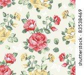 elegance seamless wallpaper...   Shutterstock .eps vector #83538469