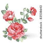 Elegance Illustration With Pink ...