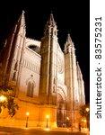 Cathedral Of La Seu Majorca In...
