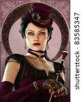 violet | Shutterstock . vector #83585347