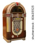 Old Jukebox Music Player...