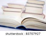 books | Shutterstock . vector #83707927