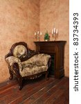 Old Fashioned Interior With...