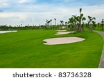 View Landscape Of Golf Course...