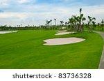 View Landscape Of Golf Course...