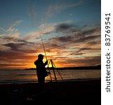 Sunset At Trearddur Bay With A...