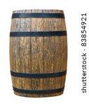 Wooden Barrel For Beverage....