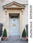 front door of a beautiful...   Shutterstock . vector #83928109