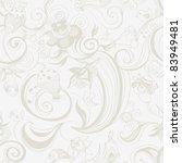 seamless vector pattern  ...   Shutterstock .eps vector #83949481