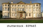 Sewerby Hall - stock photo