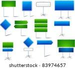 vector illustration of road... | Shutterstock .eps vector #83974657