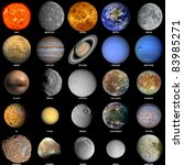 All Planets That Make Up - Fine Art prints