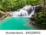 Eravan Waterfall  Kanchanabury...