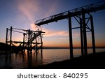 The Derelict West Pier At...