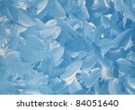 close up of abstract hand... | Shutterstock . vector #84051640