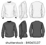 vector. men's t shirt design...   Shutterstock .eps vector #84065137