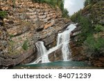 Cameron Falls   Waterton ...