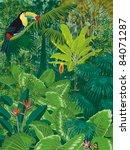 selva | Shutterstock . vector #84071287