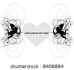 vector cupids | Shutterstock .eps vector #8408884
