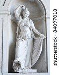 Classic White Statue  ...
