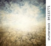 grunge background with space... | Shutterstock . vector #84133771