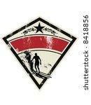 Longboard Classic Emblem