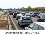 rimini  italy   august 1 ... | Shutterstock . vector #84307768