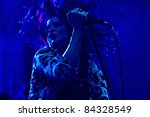 seattle   sept 4   sexy singer... | Shutterstock . vector #84328549
