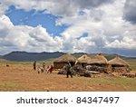 Lesotho   Nov 25  Sotho People...