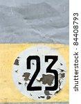 Garage Box Number 23