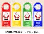 Christmas Door Hangers....