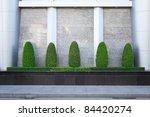 Exterior Decoration Of Modern...