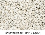 small naturally polished white... | Shutterstock . vector #84431200