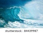 ocean wave | Shutterstock . vector #84439987