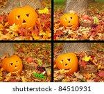 autumn collection | Shutterstock . vector #84510931