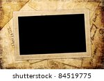 blank picture abstract... | Shutterstock . vector #84519775