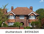 Typical English House