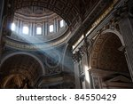 Basilica Of Saint Peter Vatican ...