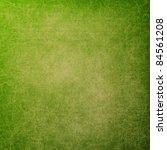 Green Texture Of Cardboard
