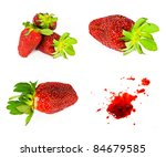 strawberries | Shutterstock . vector #84679585