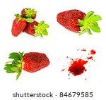 strawberries | Shutterstock . vector #84679585