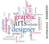 Graphic Designer. Trendy Print...
