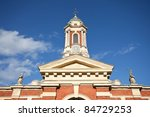 Stable Block Tower Of Wimpole...