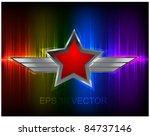 star | Shutterstock .eps vector #84737146