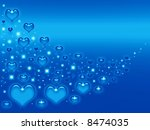 valentines background | Shutterstock . vector #8474035