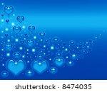 valentines background | Shutterstock . vector #8474035